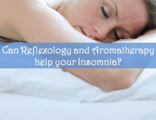 Can Reflexology and Aromatherapy help your insomnia?