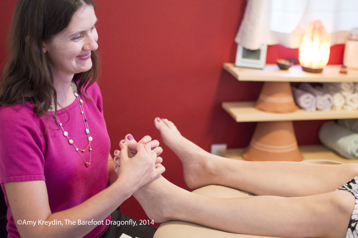 A Reflexologist's View of Calluses