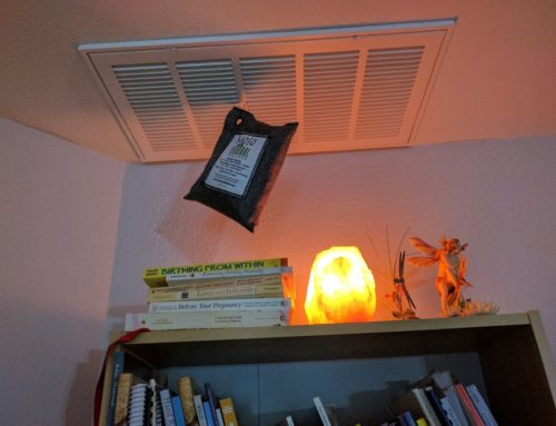 Air Purification in the Aromatic Studio